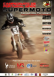 Campeonato de Portugal Open - Supermoto
